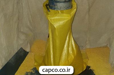 راه اندازی خط تولید کامپوند پی وی سی واتراستاپ شرکت کپکو