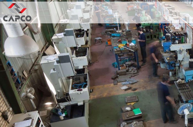 ساخت قالب آلات محصولات پلیمری
